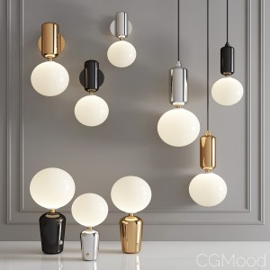Parachilna Aballs Lamp Collection