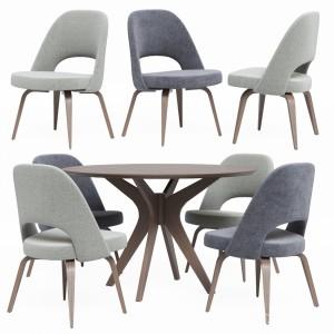 Modern Dining Set 11