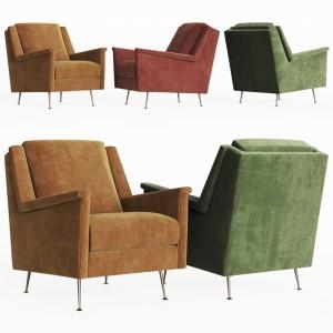 Carlo Mid-century Chair West Elm