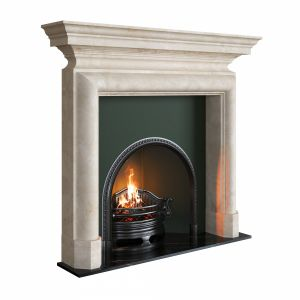 The Stirling Fireplace By Chesneys