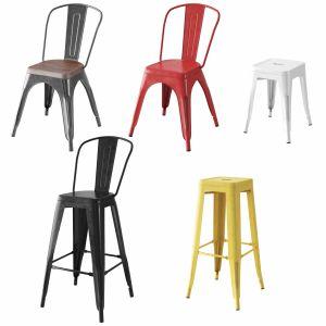 Tolix Loft Chair