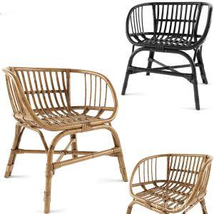 Hubsch Rattan Chair Bodeco