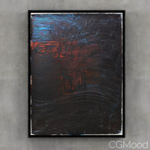 Abstract Painting By Simon George #11