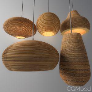 Paper Lighting Set