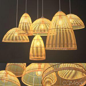 Bamboo Lighting Set