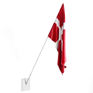 Flag With Wall Mount