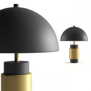 Zara - Metal Lamp