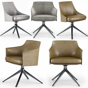 Poliform Stanford Bridge Chairs