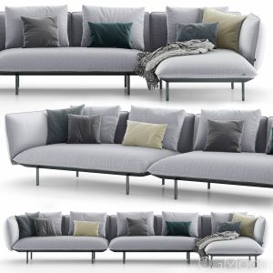 Tribu Senja Sofa