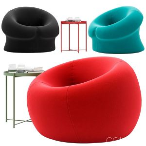 Serie Up 2000 Armchairs