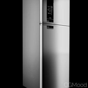 Geladeira Brastemp Frost Free Duplex 500l Inox