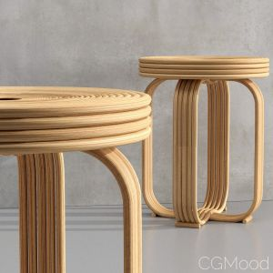 Ria Stool By Urban Outfitters