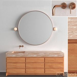 Marble Vanity Unit