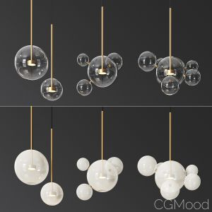 Giopato & Coombes Bolle 4 & 6 Bubbles Set