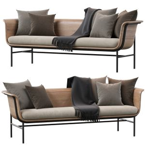 Wicked Lounge Sofa Charcoal Vincent Sheppard