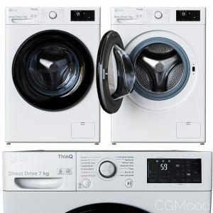 Lg Washer F2v3hs6w