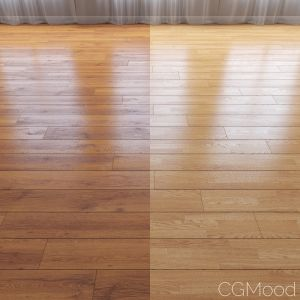 Parquet Board Antique Oak / Royal Oak