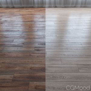 Parquet Board Oak Canyon Black / Oak Rock Ridge