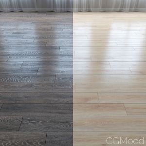 Parquet Board Bedrock Oak / Greenland Oak