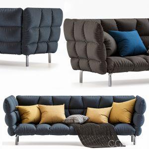 Husk Sofa By B&b Italia