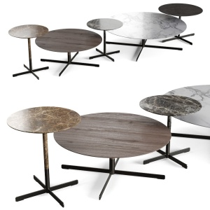 Poltrona Frau: Coffee Tables - Bob