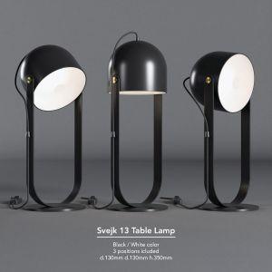 Svejk 13 Table Lamp