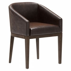 Restoration Hardware Morgan Barrelback Armchair