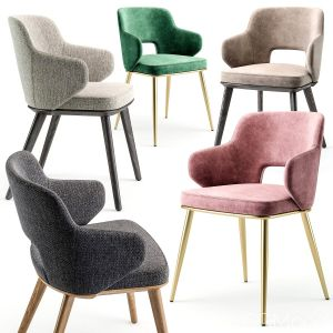 Calligaris Foyer Armchair