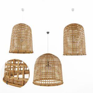 Lamp Rattan 4