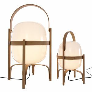 Cesta And Cestita Lamps By Santa & Cole