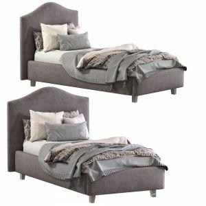 Children's Bed Peonia / Flou Set 56