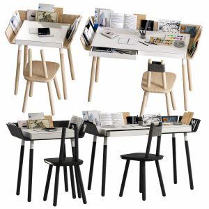 Writing Desk My Writing Desk / Emko Set 57