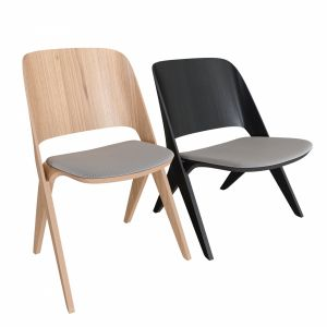 Lavitta Chair And Lounge Chair By Poiat