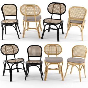 Chair Rattan 5 Bodeco