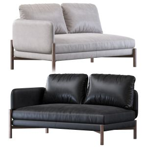 Jules (2 -seater Unit With 1 Arm Right Or Left)