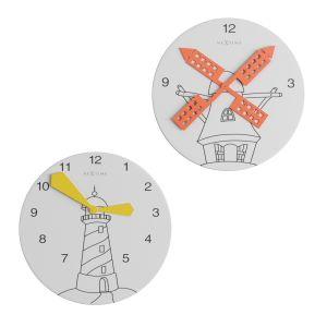 Clock Nextime