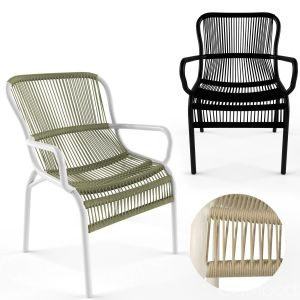 Loop Dining Chair Rope By Vincent Sheppard