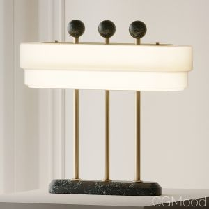 Spate Table Lamp By Bert Frank