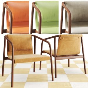 Oslo Chair By Angell