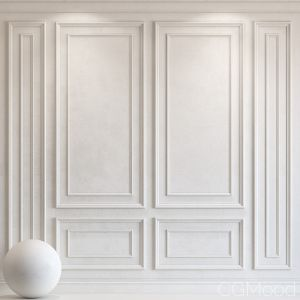 Decorative Plaster With Molding 23