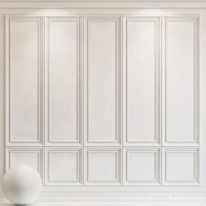Decorative Plaster With Molding 41