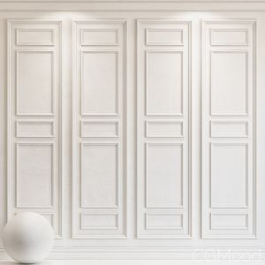 Decorative Plaster With Molding 45