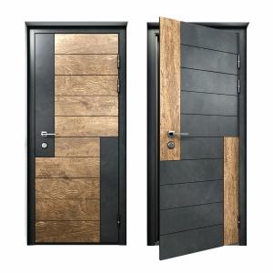 Metal Entrance Doors 2