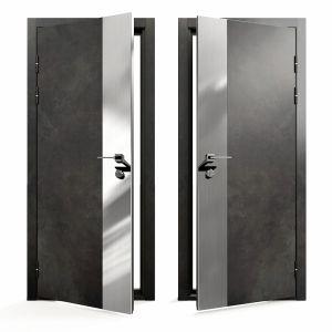Metal Entrance Door 3