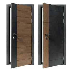 Metal Entrance Doors 4
