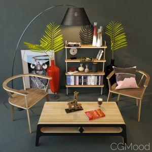 Chair And Table Unikamoblar
