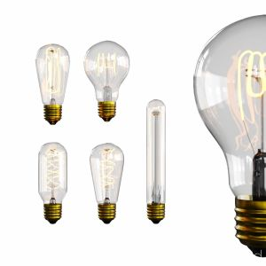 5 Edison Bulb Light