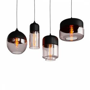 Modern Nordic Glass Pendant Light By Warmly