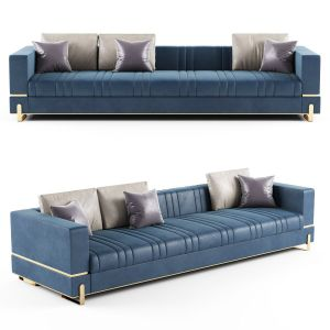 Capital Collection Grand 3 Seater Sofa
