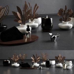 "Alessi ""Five Seasons"" by Marcel Wanders"